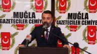 Muğla Gazeteciler Cemiyeti'nden 10 Ocak açıklaması