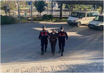 ARANAN ŞAHIS SEYDİKEMER'DE YAKALANDI