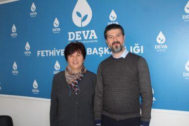 DEVA PARTİSİ FETHİYE'DE FAALİYETLERİNE BAŞLADI