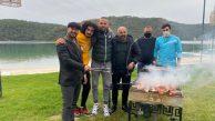 FETHİYESPOR ÖLÜDENİZ'DE MORAL DEPOLADI