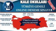 KALE OKULLARI'NDAN ÜCRETSİZ DENEME SINAVI