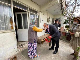 CHP'Lİ DEMİR'DEN ANLAMLI ZİYARET