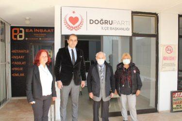 """""""DOĞRU PARTİ"""" TÜRKİYE TURUNDA"""