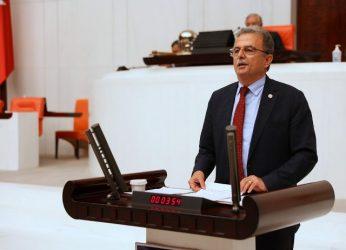 """GİRGİN """"SULAMA KANALLARI DSİ'YE DEVREDİLSİN"""""""
